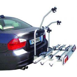 Porta-bicicletas para bola de reboque FABBRI EXCLUSIV 3+1