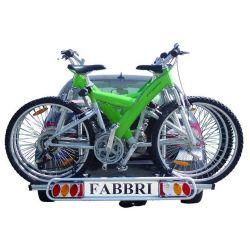 Porta-bicicletas para bola de reboque FABBRI EXCLUSIV 4