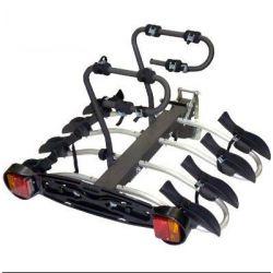 Porta-bicicletas para bola de reboque MOTTEZ PREMIUM 4