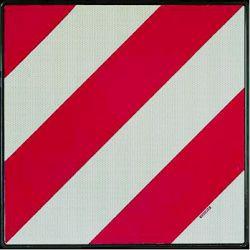 Placa de sinalização V20
