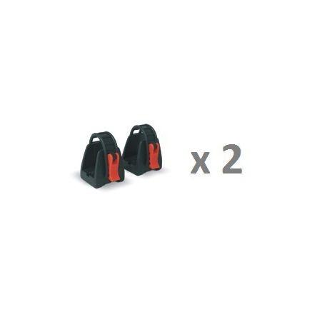 Kit 2 unidades de Portaesquis individual Ski-Rack