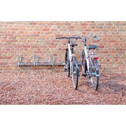 Aparca bicicletas pared Mural