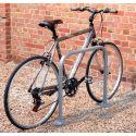 Suporte de chão para 2 bicicletas CLASSIC