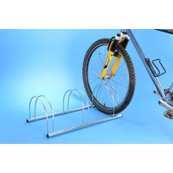 Suporte de chão para 3 bicicletas ECO