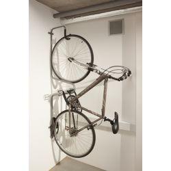 Gancho de parede antirroubo para bicicleta