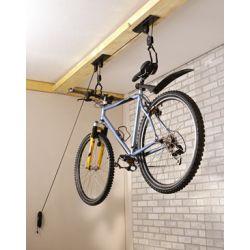 Gancho para pendurar bicicletas do teto