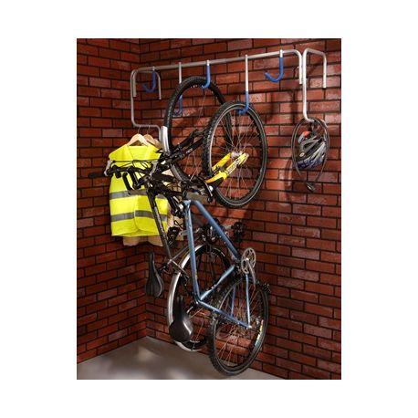 Ordenamiento 5 bicis mural