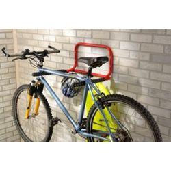 Suporte fixo de parede para 2 bicicletas