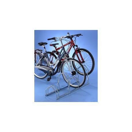 Soporte suelo 4 bicis alto/bajo
