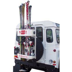 Porta-esquis para roda 4x4 Fabbri GRINGO SKI