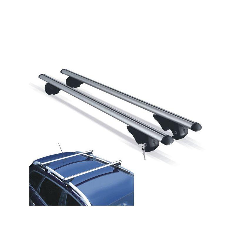 Barras tejadilho brio alum nio - Barras de aluminio huecas ...