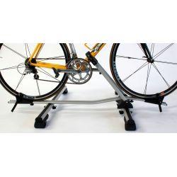 Kit barras mais 2 porta-bicicletas de tejadilho ALUMINIUM DELUXE
