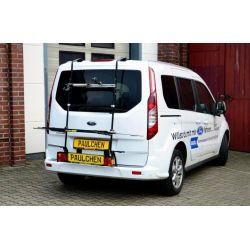 Portabicis Tourneo Courier/Transit Courier por portão