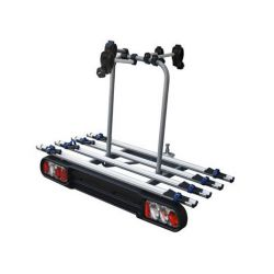 Porta-bicicletas para bola de reboque MENABO RACE 4