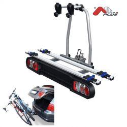 Porta-bicicletas para bola de reboque PROJECT TILTING 2 bicicletas